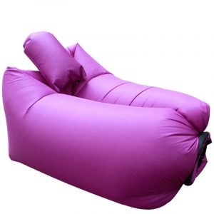 inflatable lounge chair ebuy font b inflatable b font air sofa over kg t polyester sleeping laybag pillow travesseiro