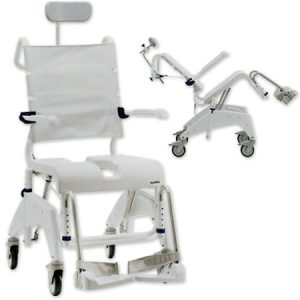 invacare shower chair invacare aquatecl showercommode vip