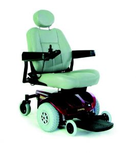 jazzy power chair jazzy select
