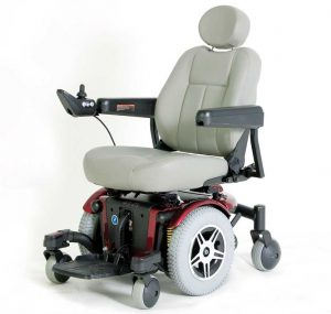 jazzy power chair parts