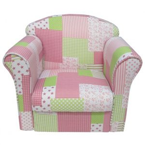 kid soft chair kids patchwork chair from dunelm mill