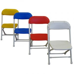 kids foldable chair item