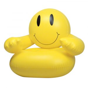 kids inflatable chair smile man chair inflatable p