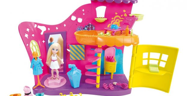 kids pedicure chair polly pocket makeover salon