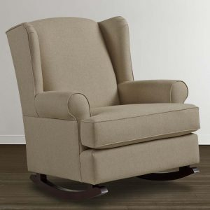 kids upholstered rocker chair s