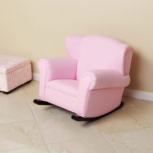 kids upholstered rocker chair kids furniture chairs