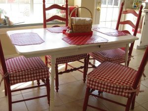 kitchen chair covers slips