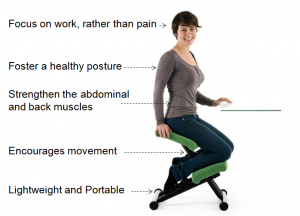 kneeling chair benefits benefits