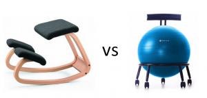 kneeling posture chair kneeling chair vs yoga ball chair