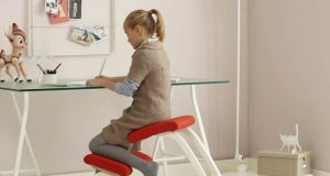kneeling posture chair varier children