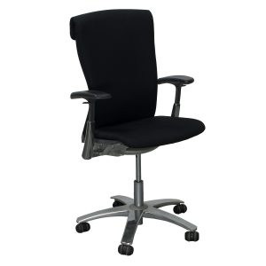 knoll life chair knoll life knit black