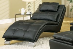 leather livingroom chair black leather modern living room chair