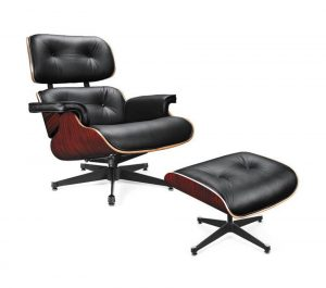 leather lounge chair ec modern leather lounge chair black