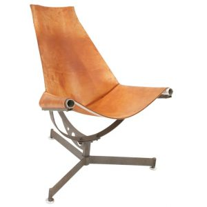 leather sling chair xxx