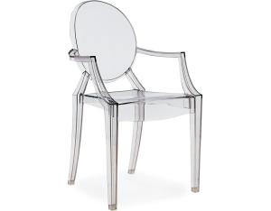 louis ghost chair kartell