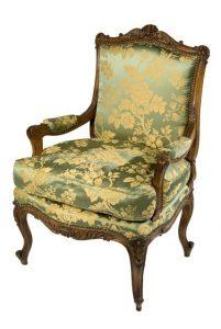 louis xv chair antique chair