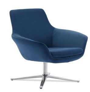 lounge chair and ottoman bob lounge chair blue w main