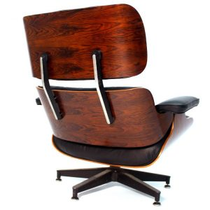 lounge chair and ottoman eames x