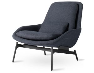 lounge chair with ottoman field lounge chair blu dot