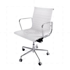 lowback beach chair eames officechair lowback white x
