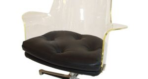 lucite desk chair dsc