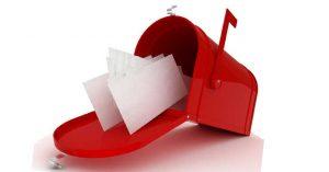 massage chair relief mailbox