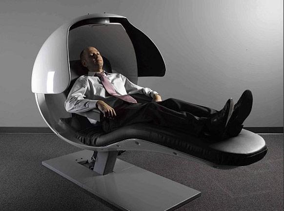 massaging office chair