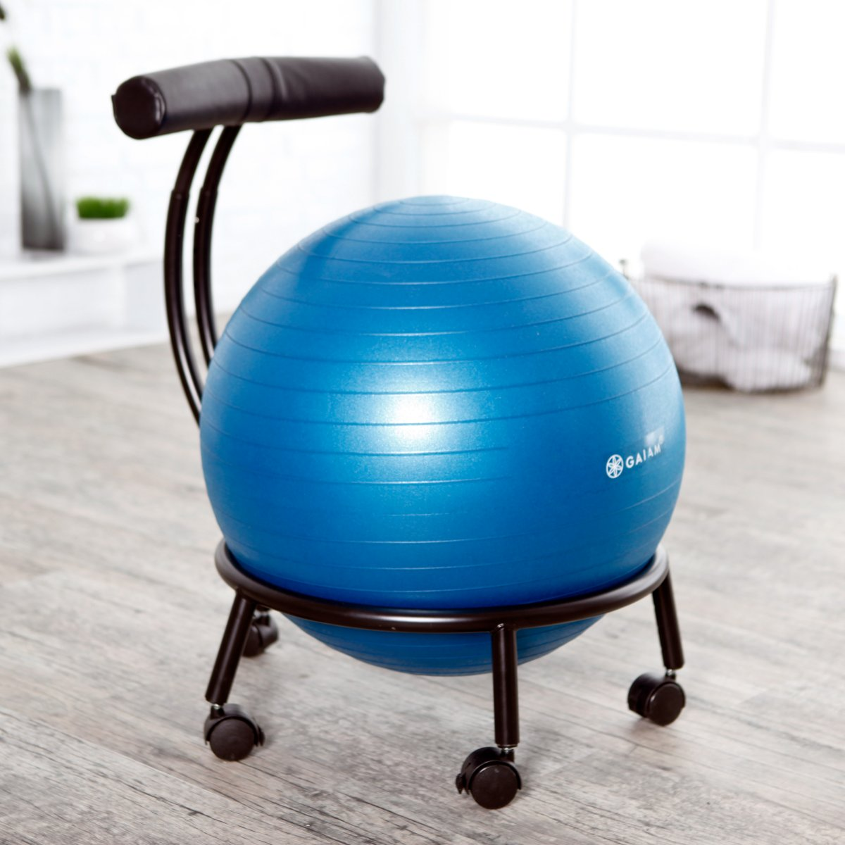 office size depot inc yoga chairs chair stability productive ball in balance furniture ergonomic for stay medicine longer fitness best benefits brand