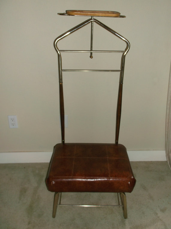 mens valet chair : vintage valet chair - Cheerinfomania.Com