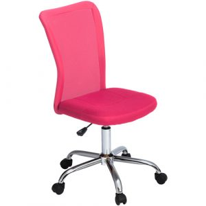 mesh seat office chair color pink sw x