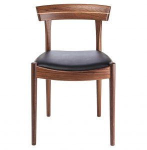mid century modern dining chair product