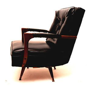mid century modern rocking chair s l