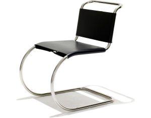 mies van der rohe chair mr side chair ludwig mies van der rohe knoll