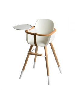 modern baby high chair ovo