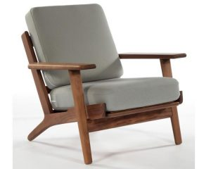 modern recliner chair hans wegner armchair living room chair modern