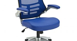 modway office chair modway attainment office chair in blue