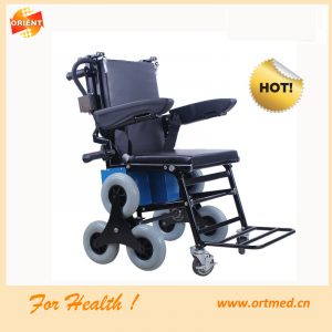 motorized wheel chair new design electric stair climbing wheelchair