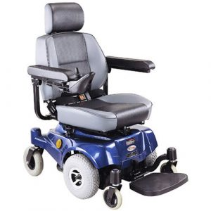 motorized wheel chair hs