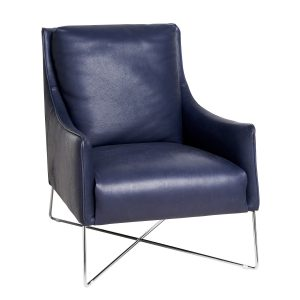 natuzzi leather chair bianca accent