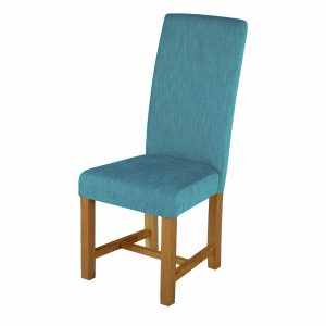 navy blue accent chair dining room chair with solid oak blue upholstered design