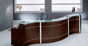 office ball chair contemporary office reception furniture desk
