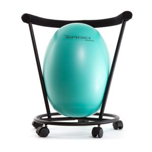 office ball chair the ergo chair eco green