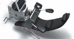 office chair recliner modern ergonomic computer chair