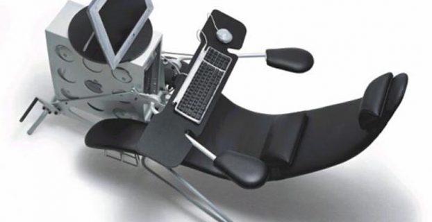 office chair recliner modern ergonomic computer chair