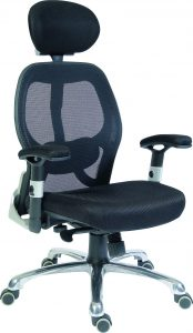 office chair with lumbar support e maglia mesh chair