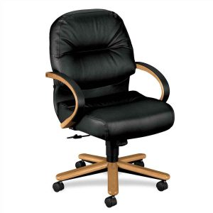 office depot chair hon soft midback black management office chair with pillow