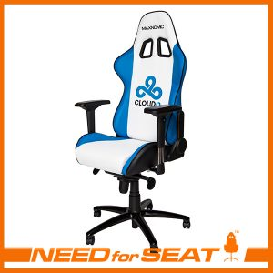 office gaming chair cloud casual front side
