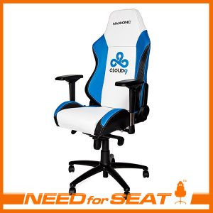 office gaming chair cloud pro front side