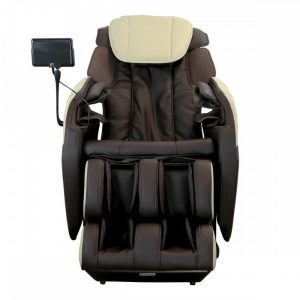 ogawa massage chair ogawa refresh plus brown front