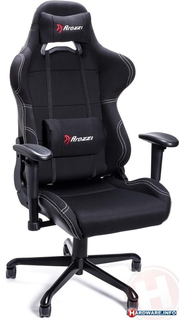orange gaming chair